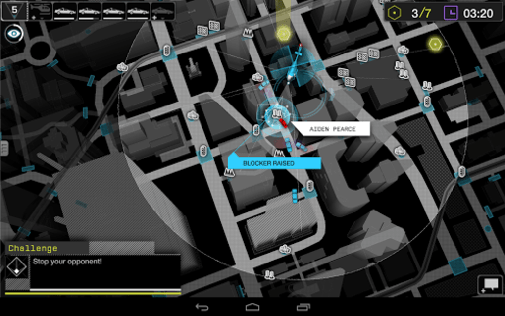 Watch_Dogs Companion: ctOS per Android - Download