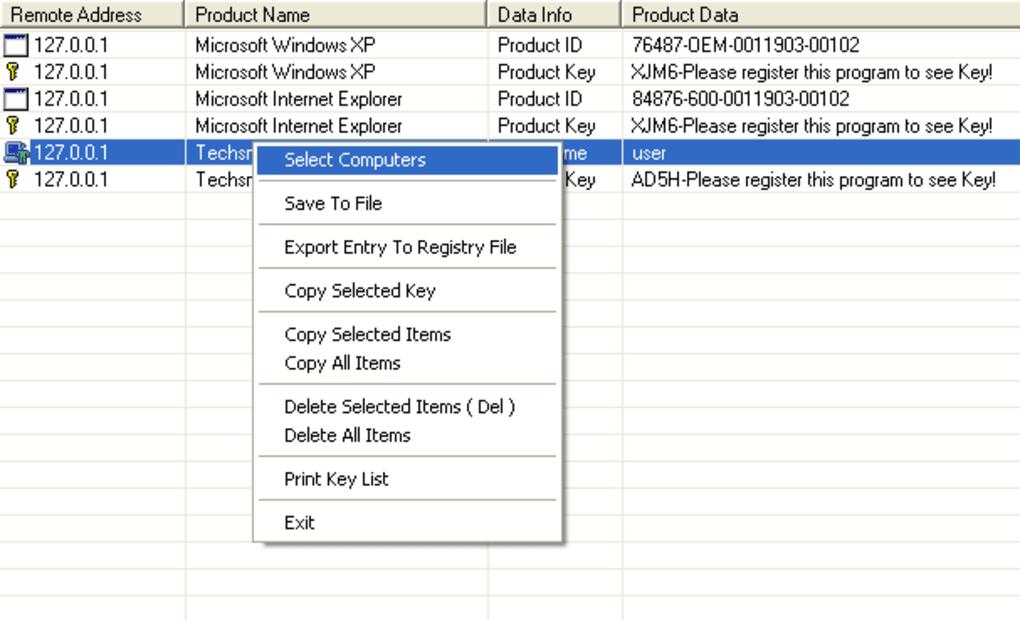 Product Key Explorer - Download