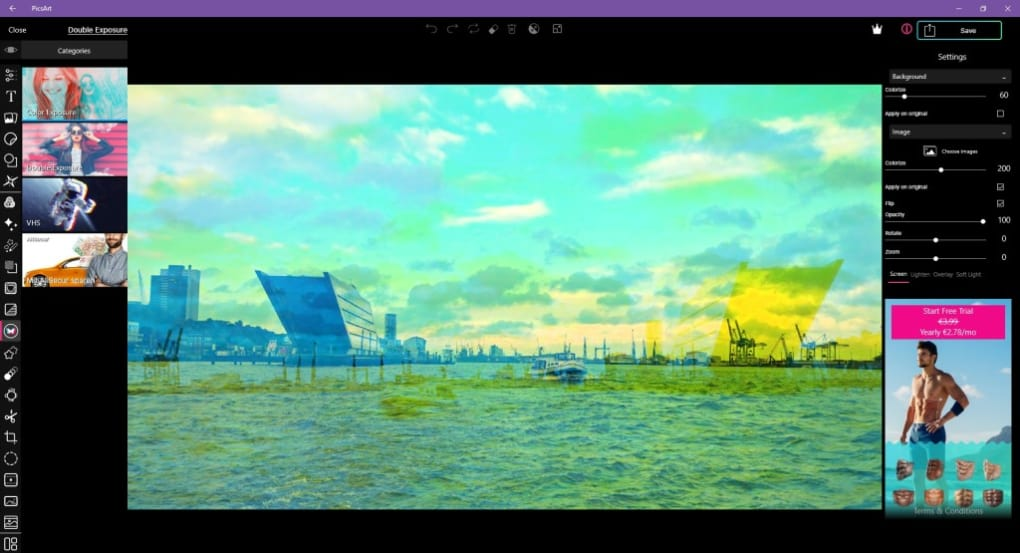 download and install picsart for pc