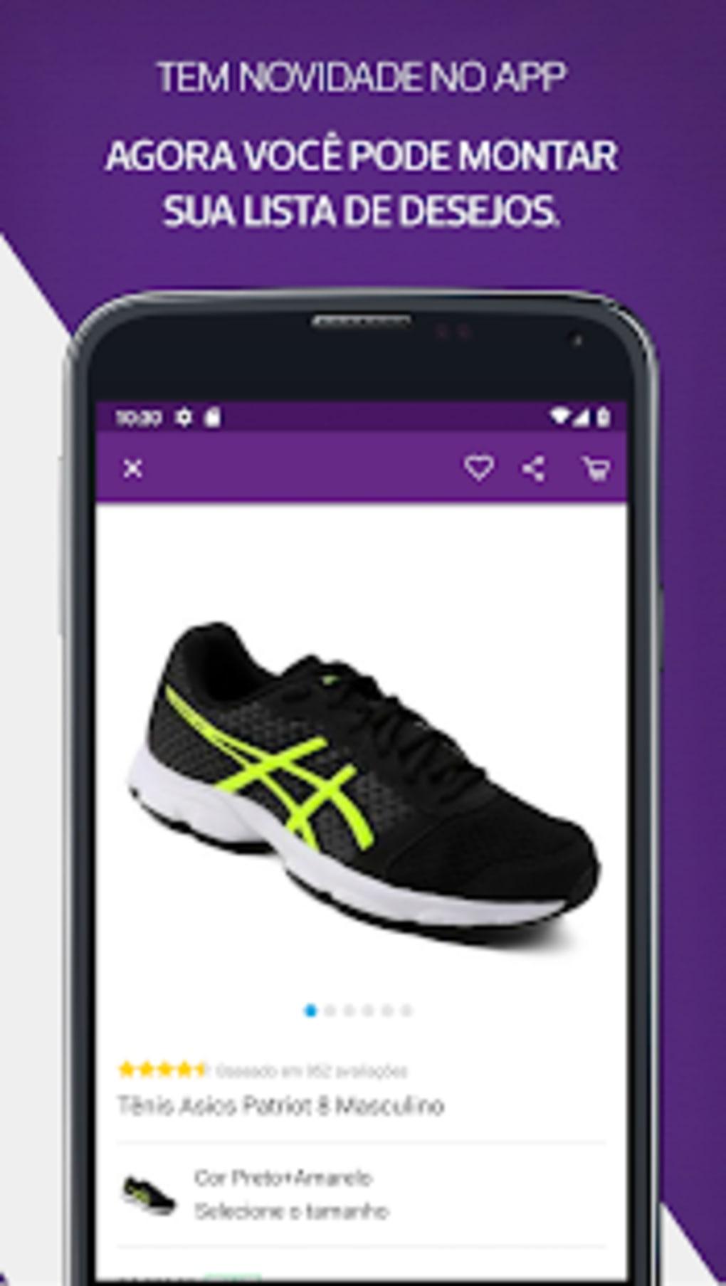 854675371 Netshoes - Compre Artigos Esportivos Online para Android - Descargar