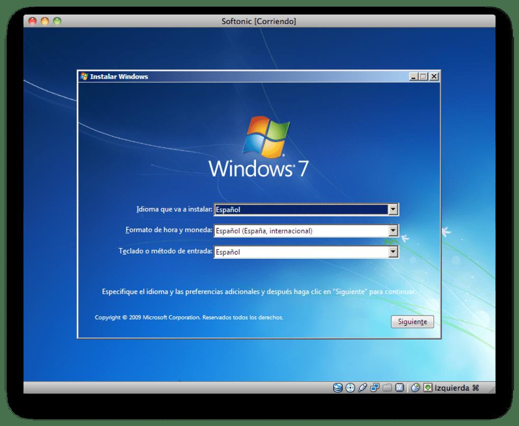 descargar virtualbox gratis para mac