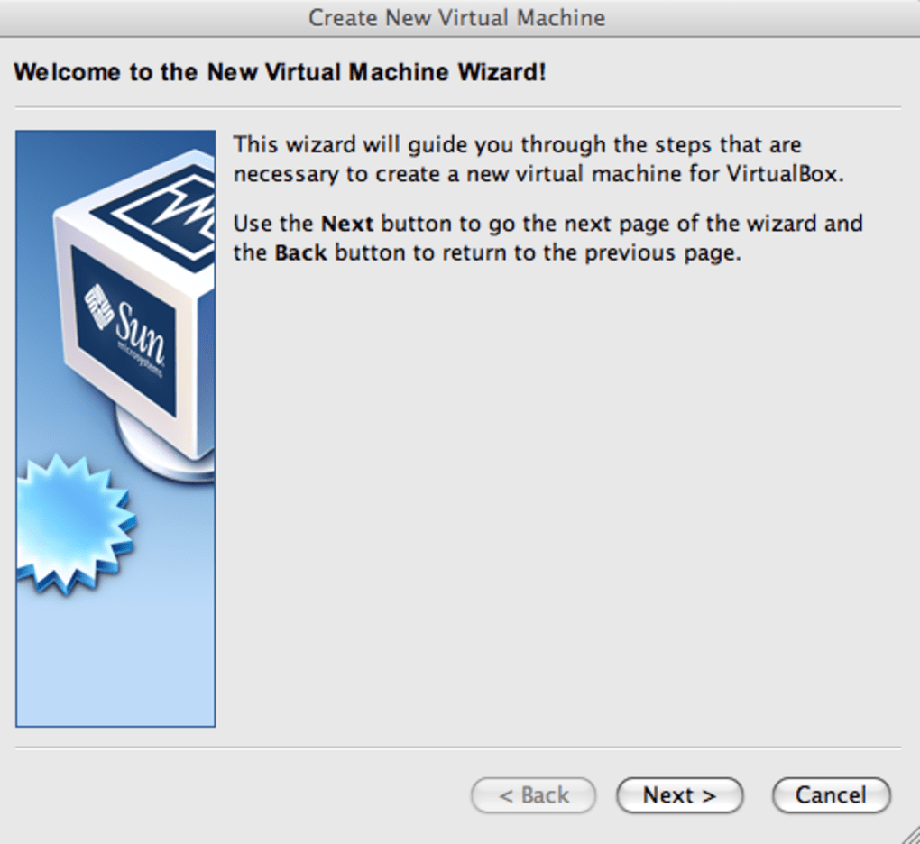 VirtualBox for Mac - Download