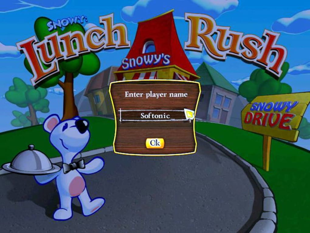snowy lunch rush game free download