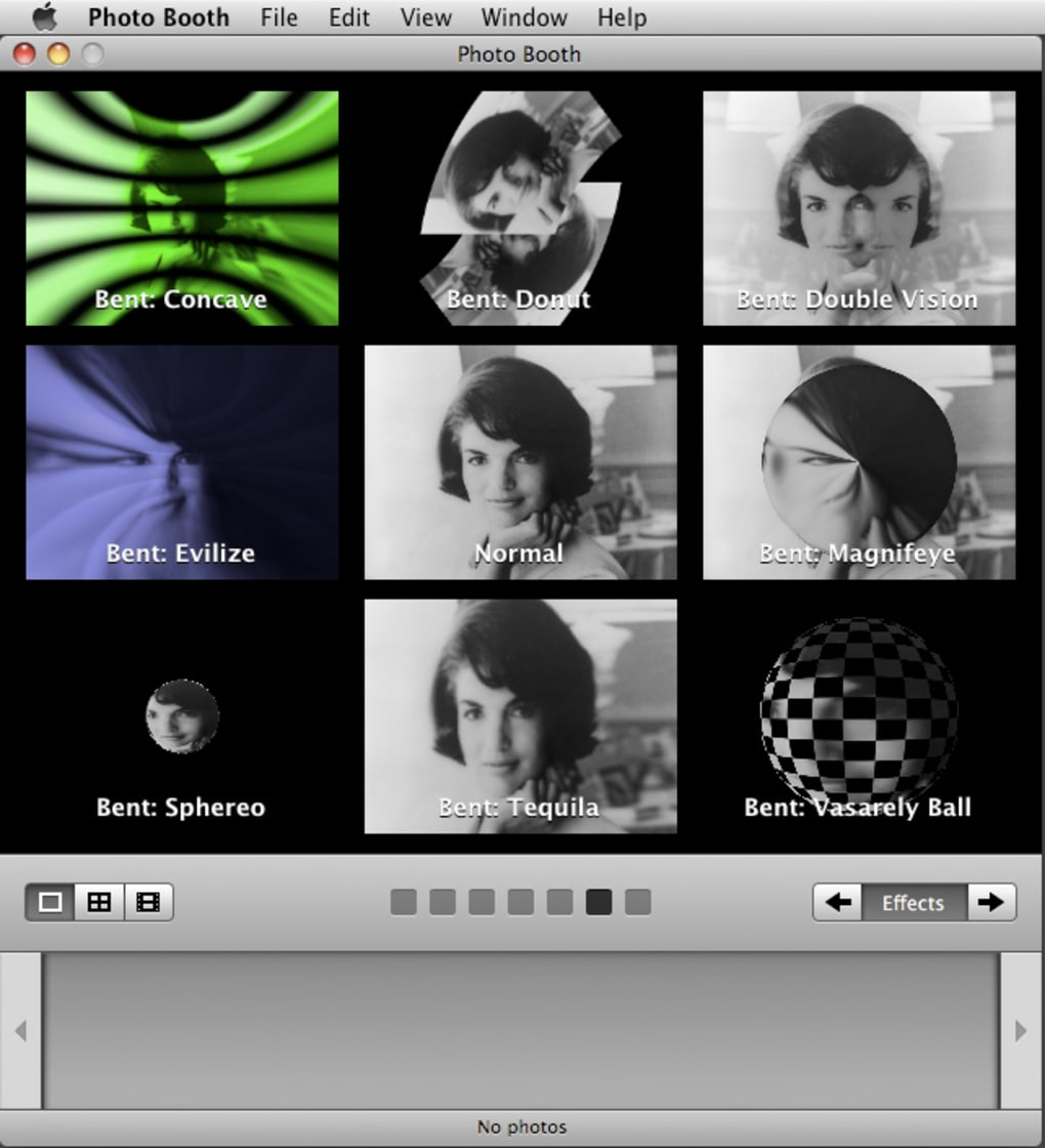 effects for photo booth mac download