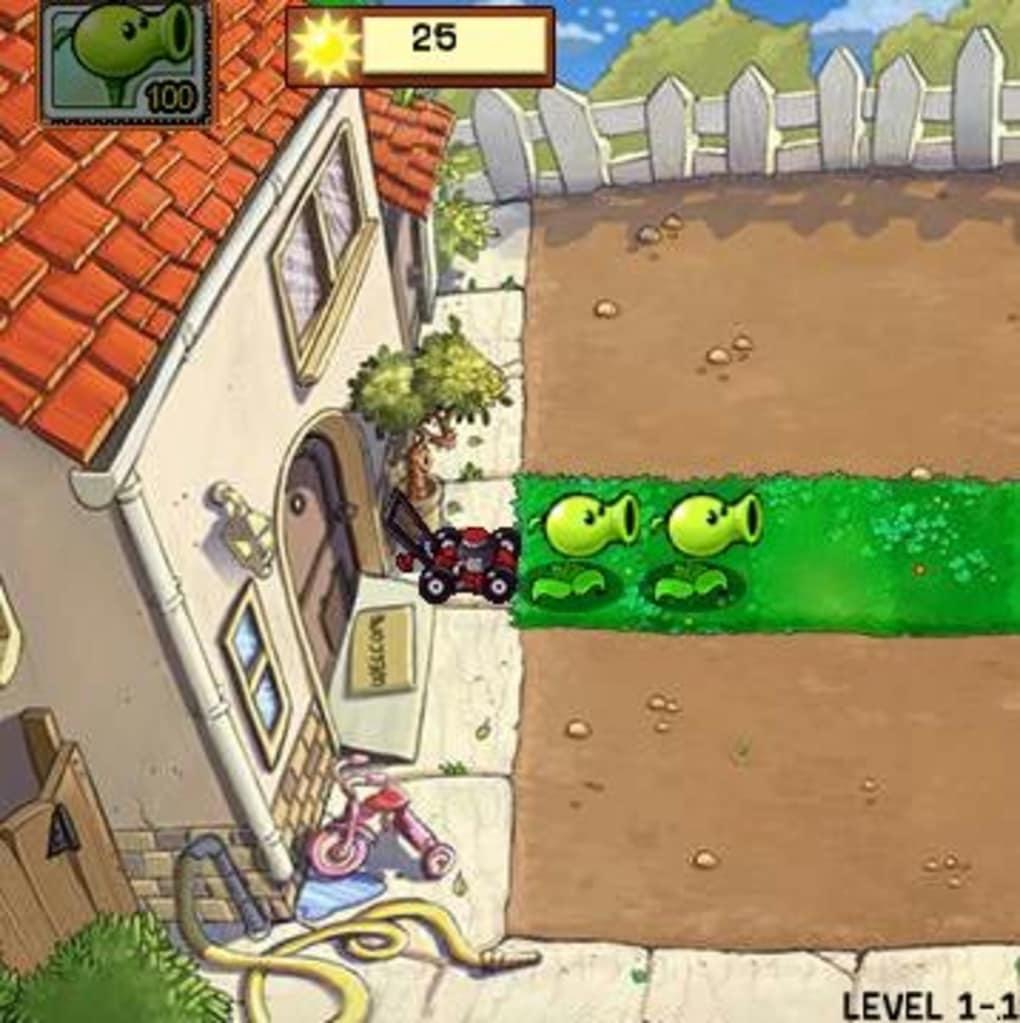 game plants vs zombie nokia c6