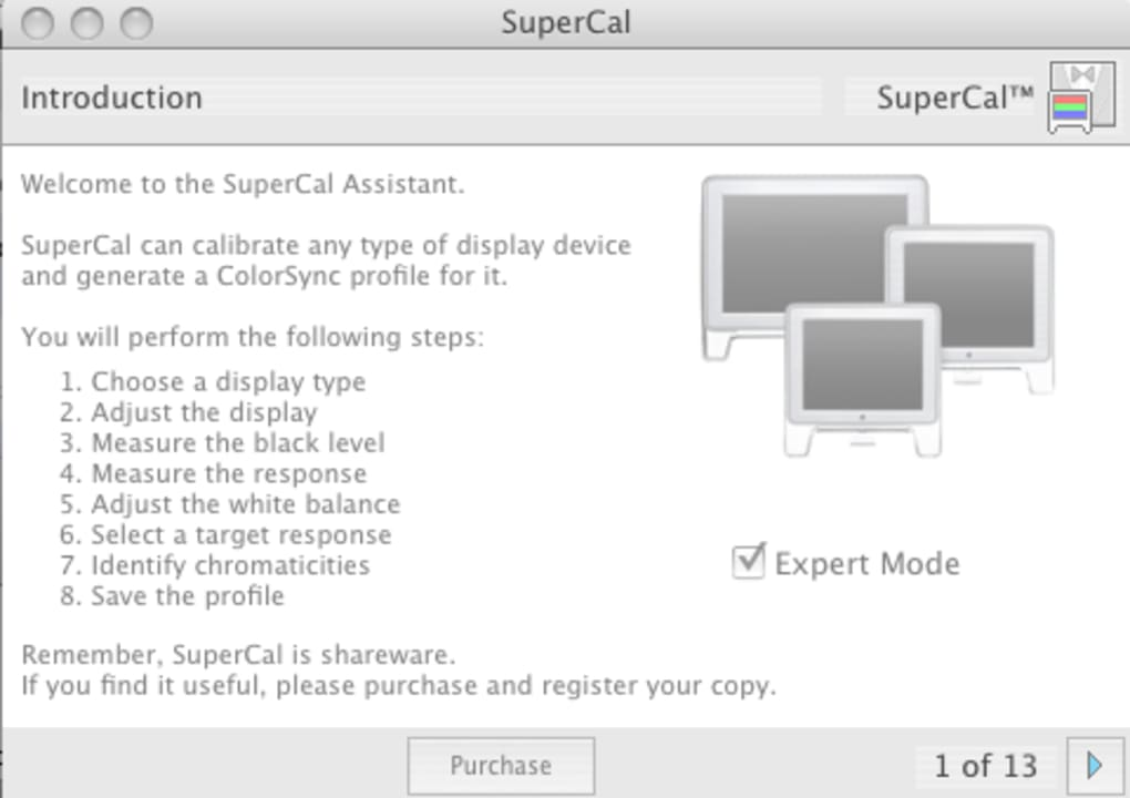 SuperCal for Mac - Download