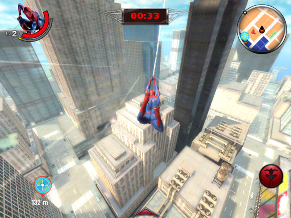 the amazing spider man game free download for mobile
