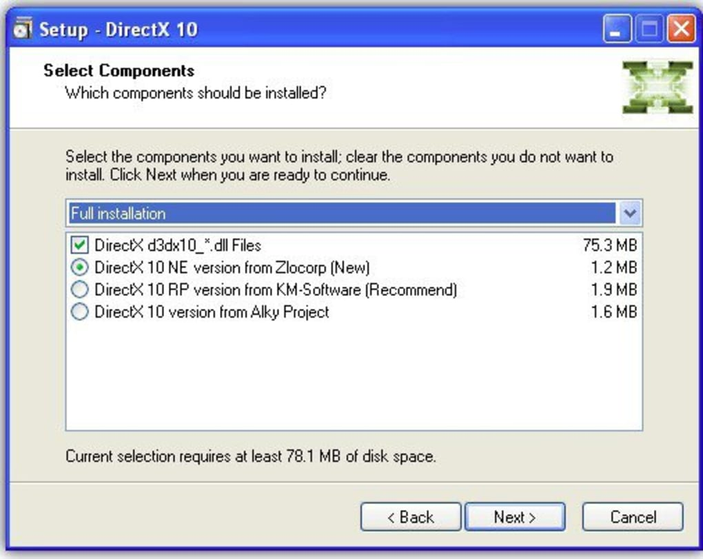 directx 9 download for pc latest version
