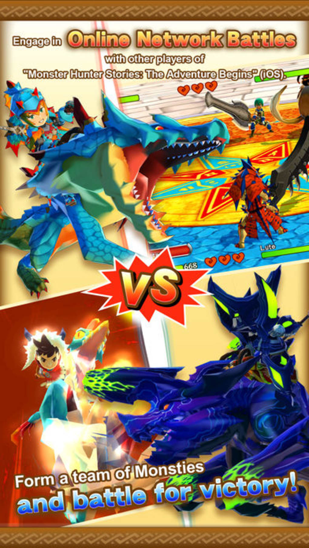 monster hunter stories apk android republic