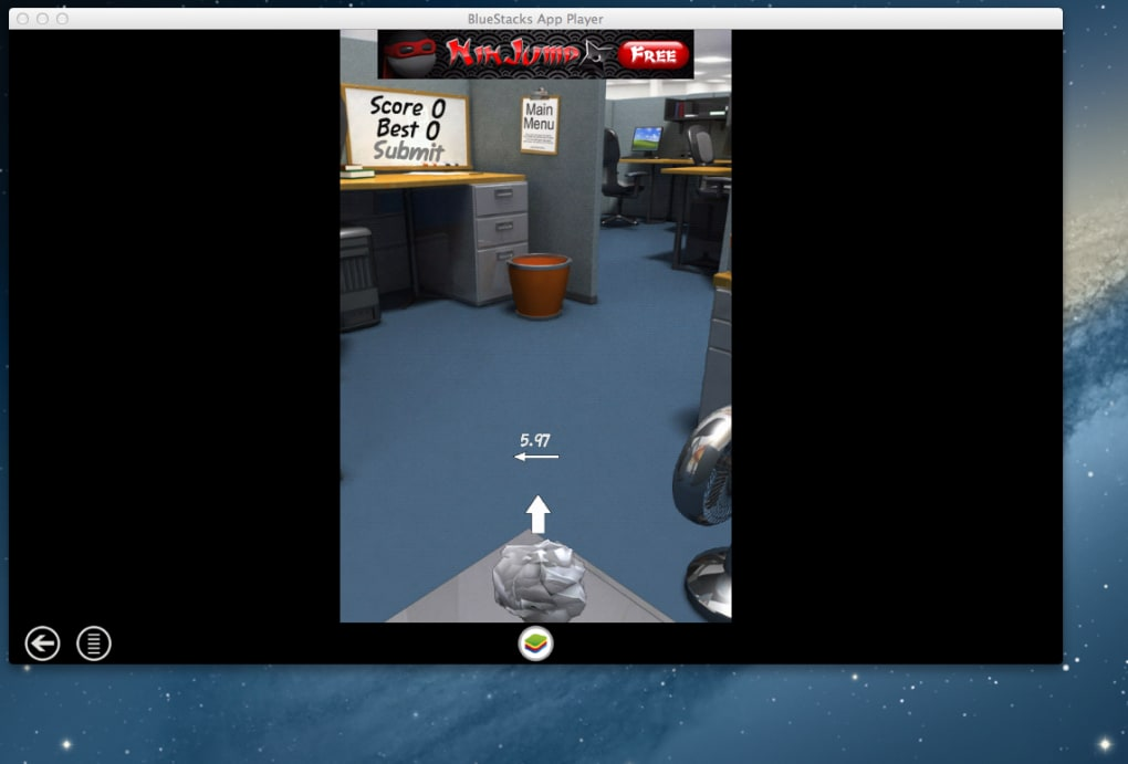 BlueStacks App Player for Mac - Download