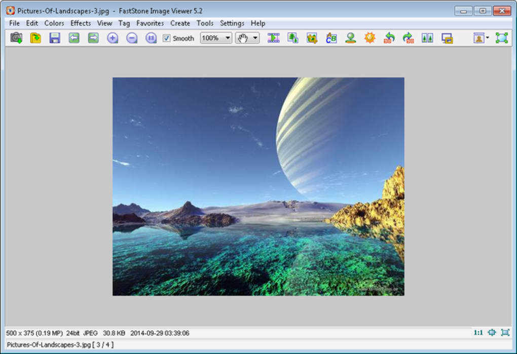 faststone image viewer gratuit