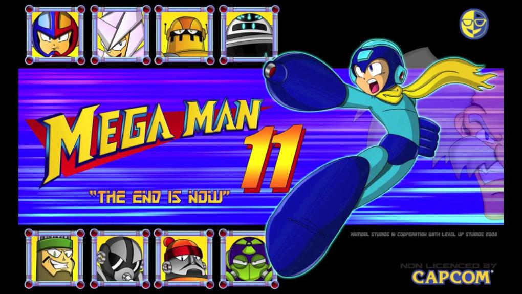 Mega Man 11 - Download