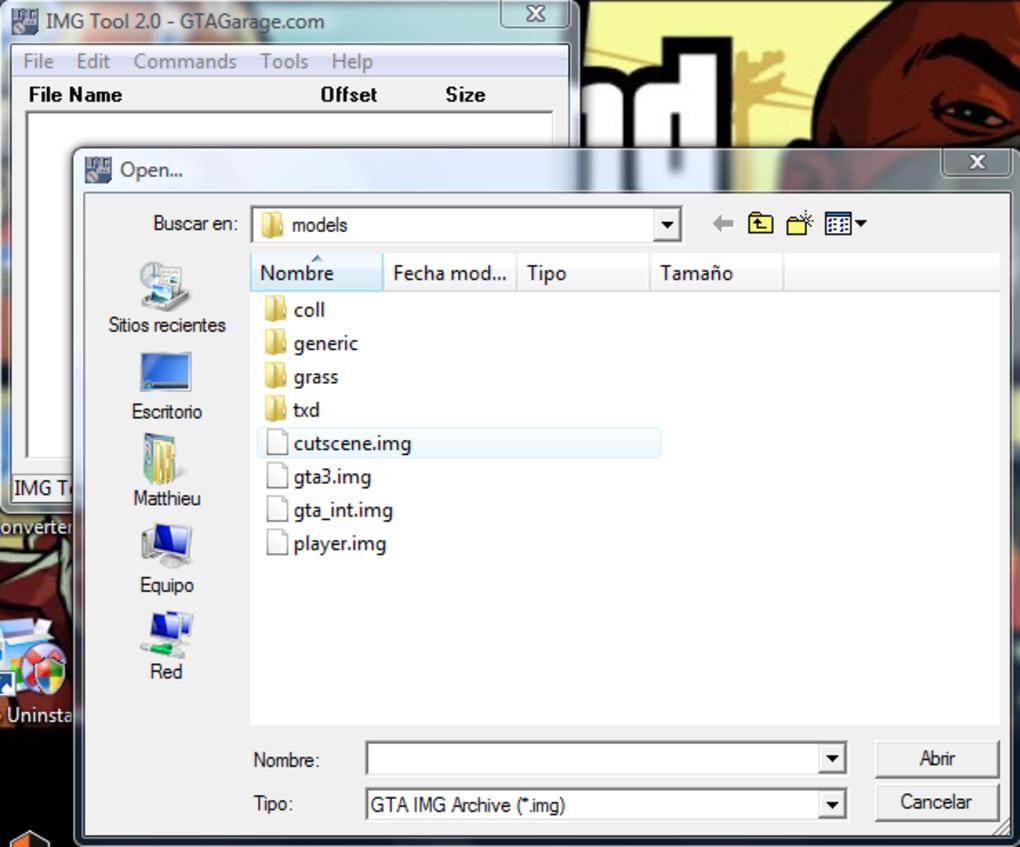 IMG Tool - Download