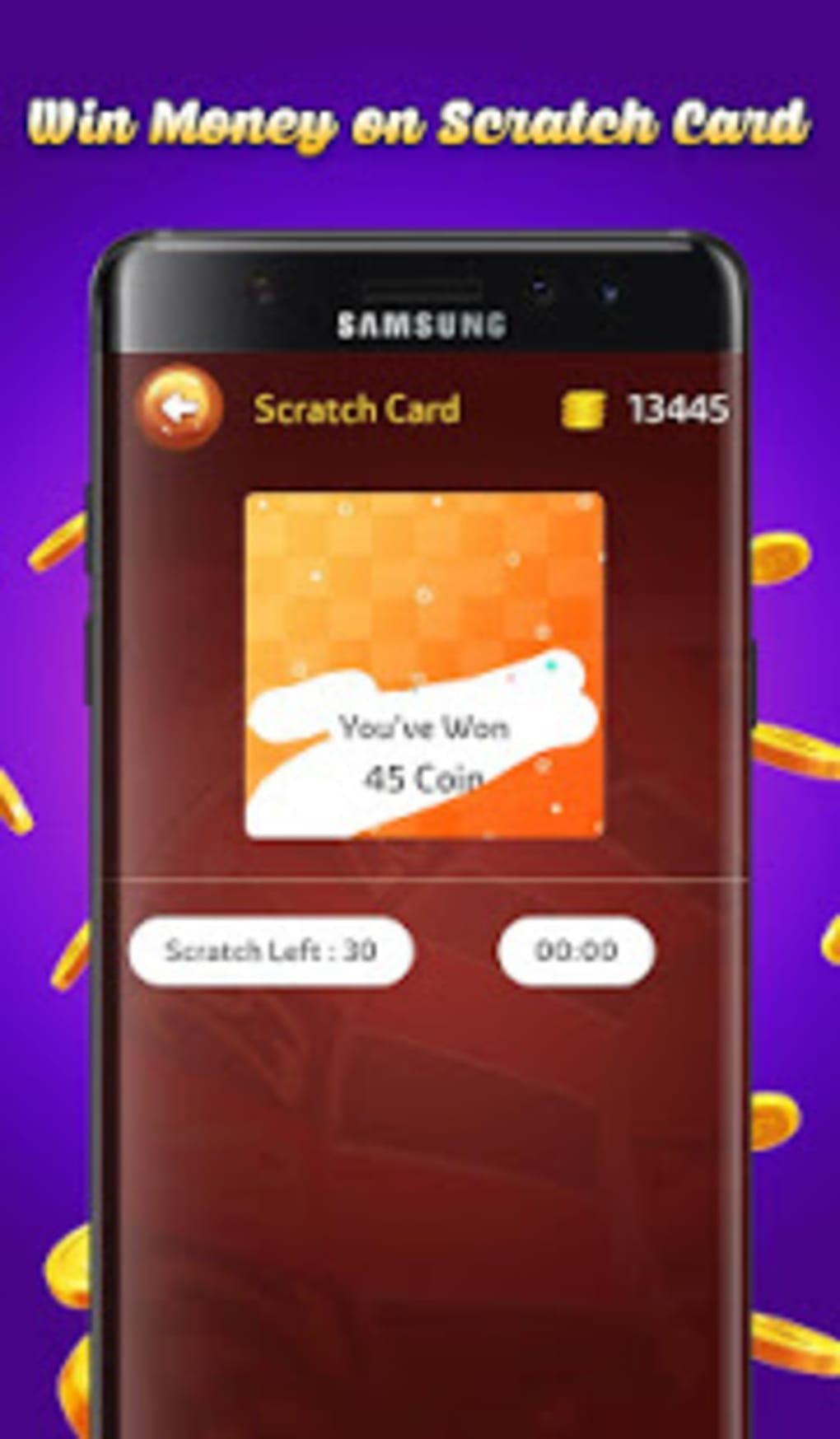 Luck by Spin 2019 - Win Real Money لنظام Android - تنزيل