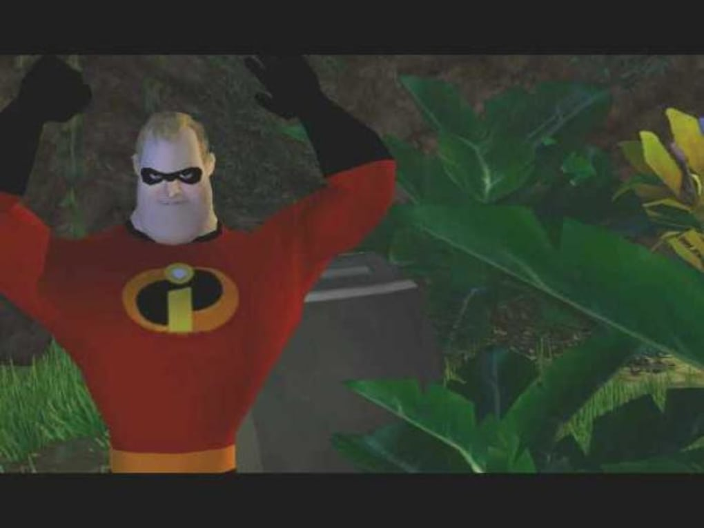the incredibles demo