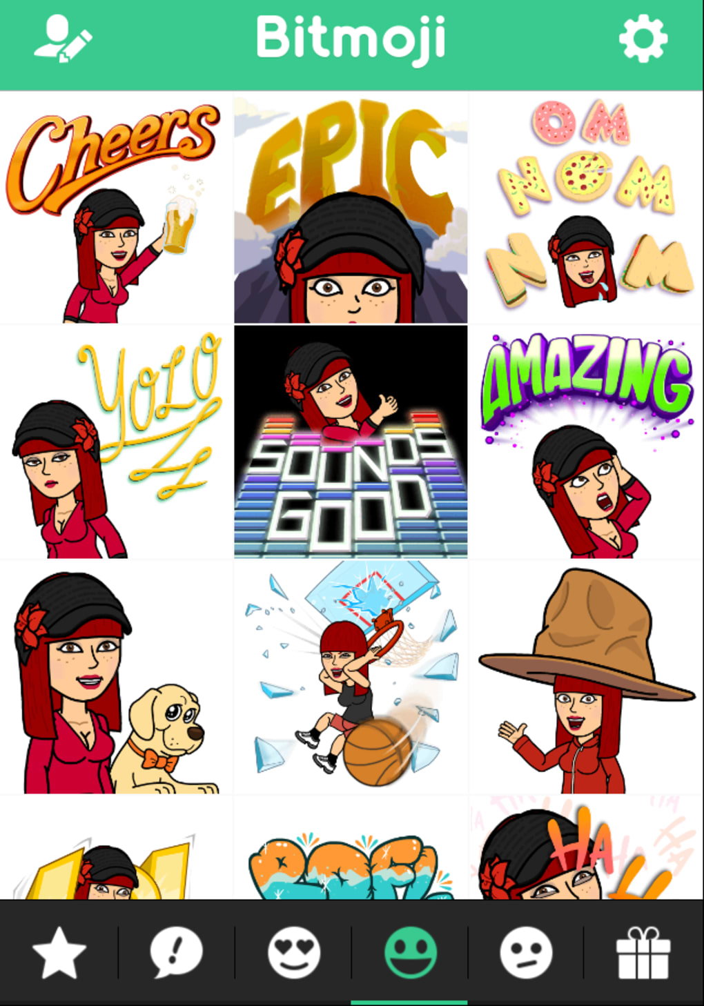 Bitmoji - Emoji by Bitstrips for Android - Download