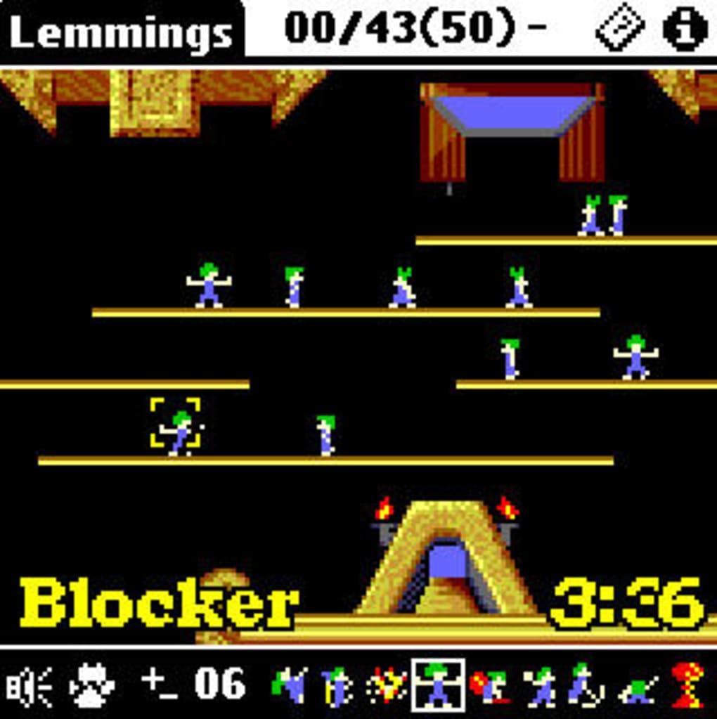 lemmings per pc