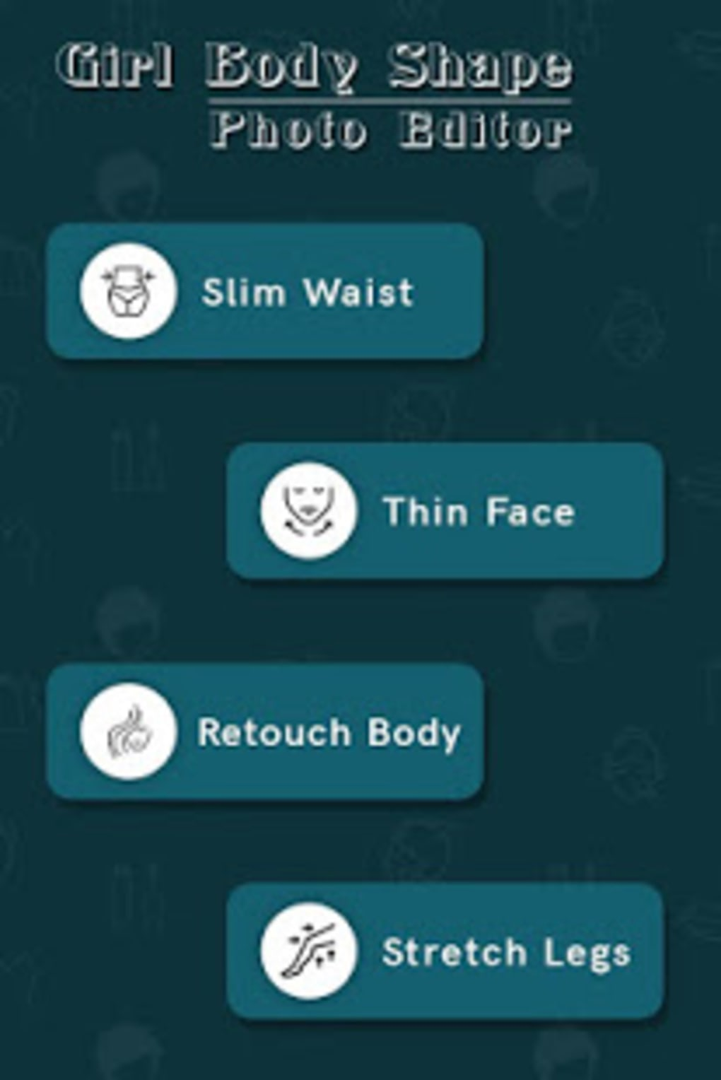 Girl Body Shape Editor - Body Editor for Android - Download