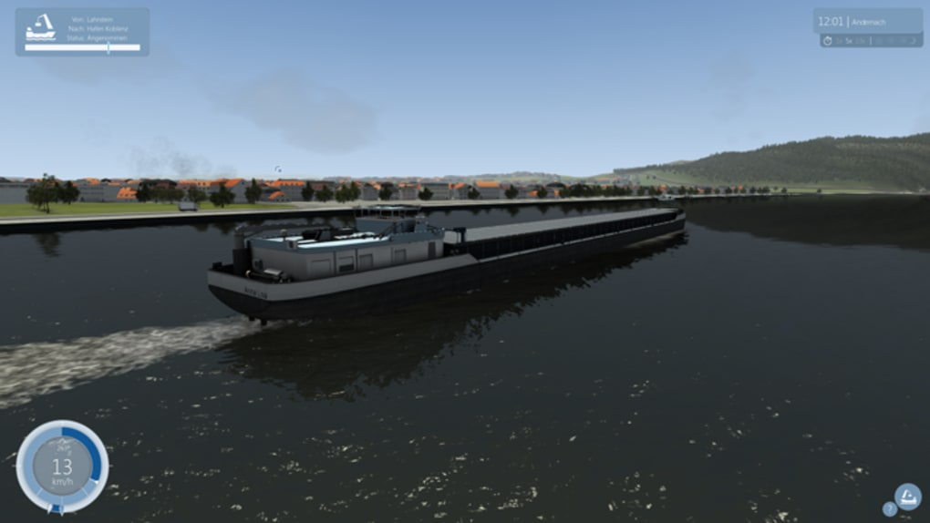 schiff simulator 2008 demo
