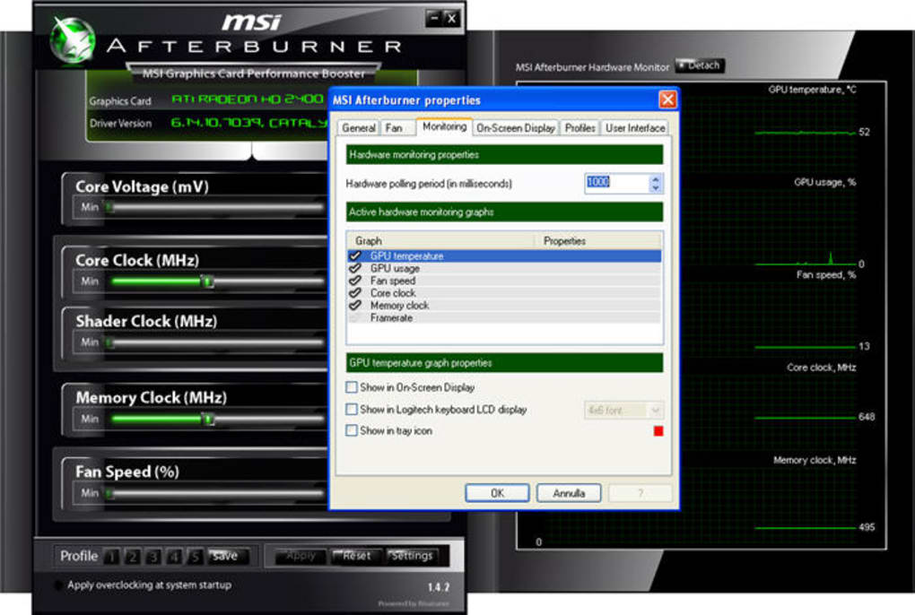 MSI Afterburner - Download