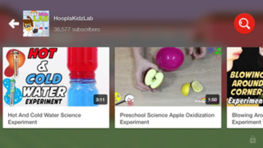 YouTube Kids'e Apple ve Google Desteği