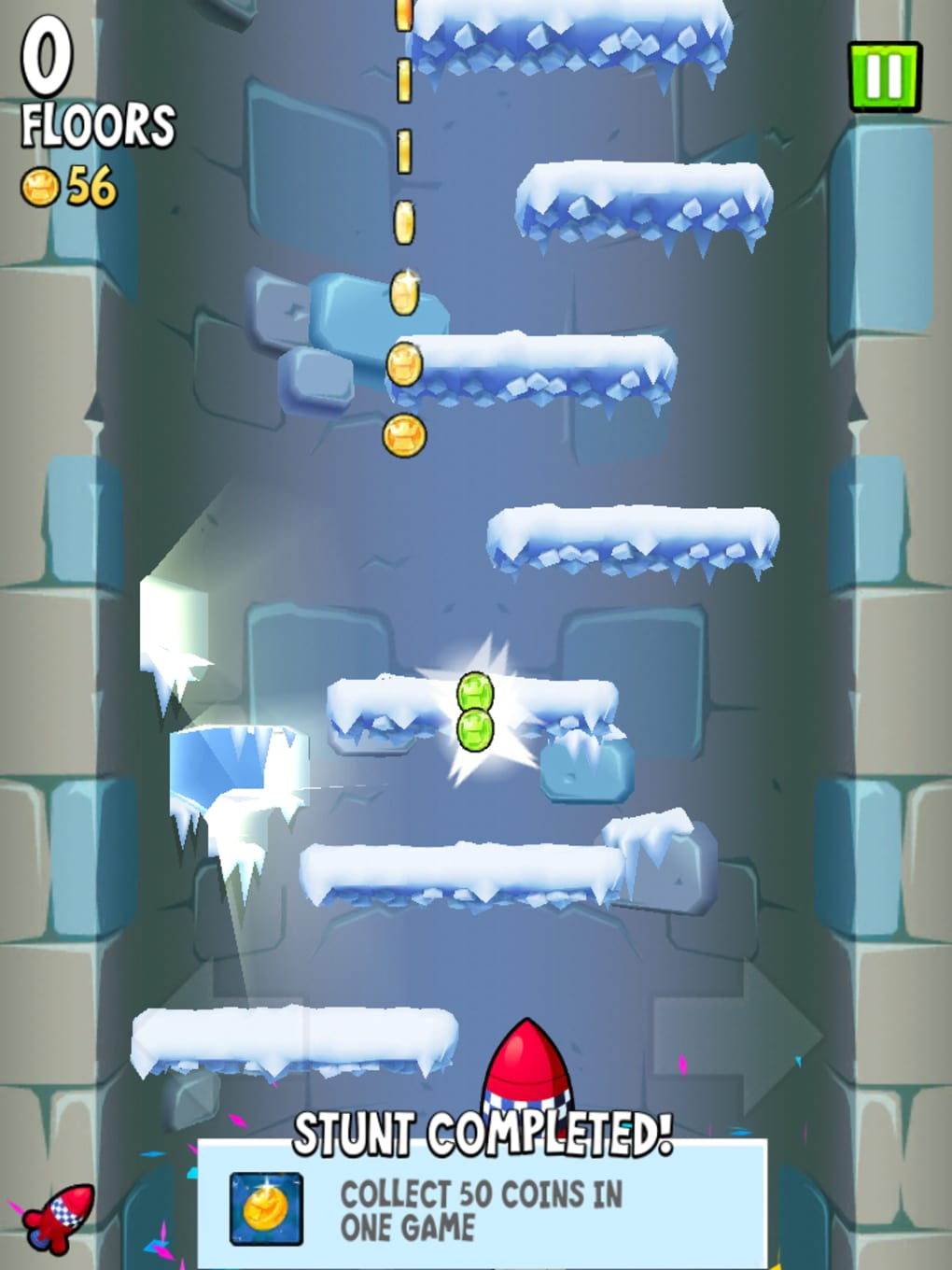 jouer icy tower 2 sans
