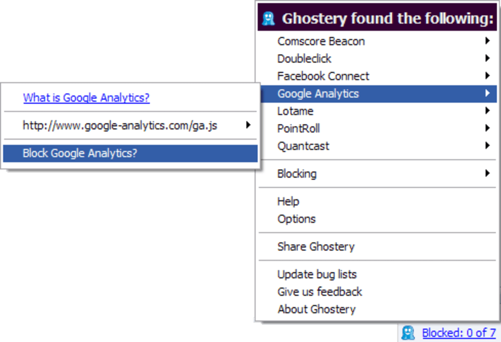 ghostery pour mac