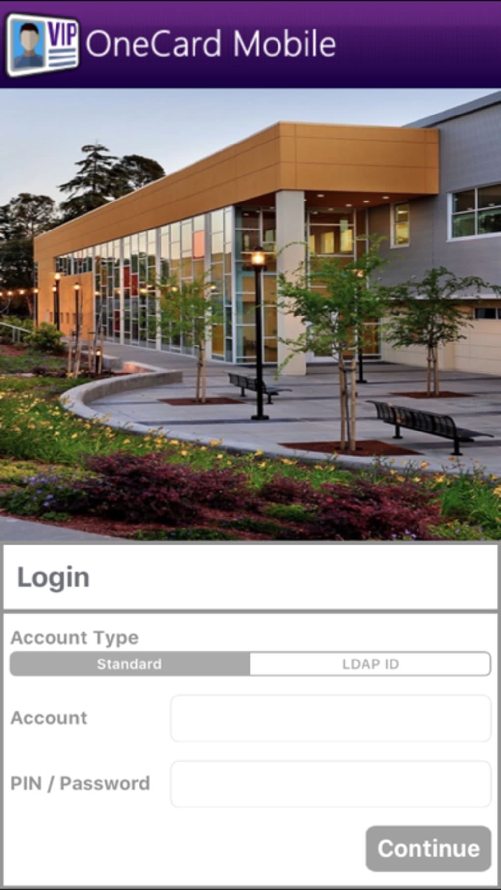 TouchNet OneCard for iPhone - Download