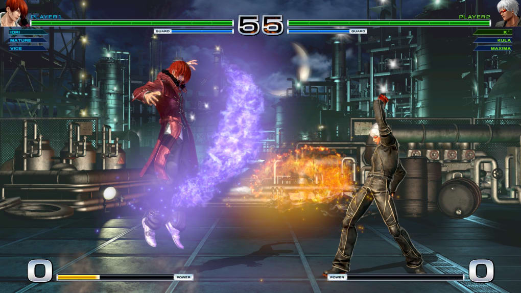 download de the king of fighters xiii pc