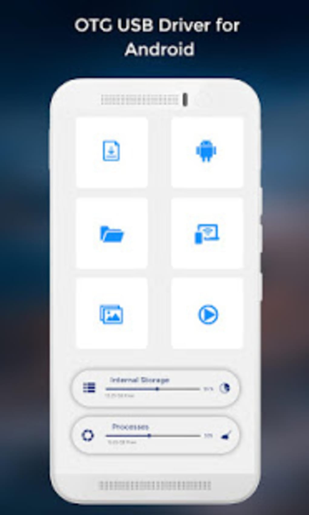 OTG USB Driver For Android (Android) - Download
