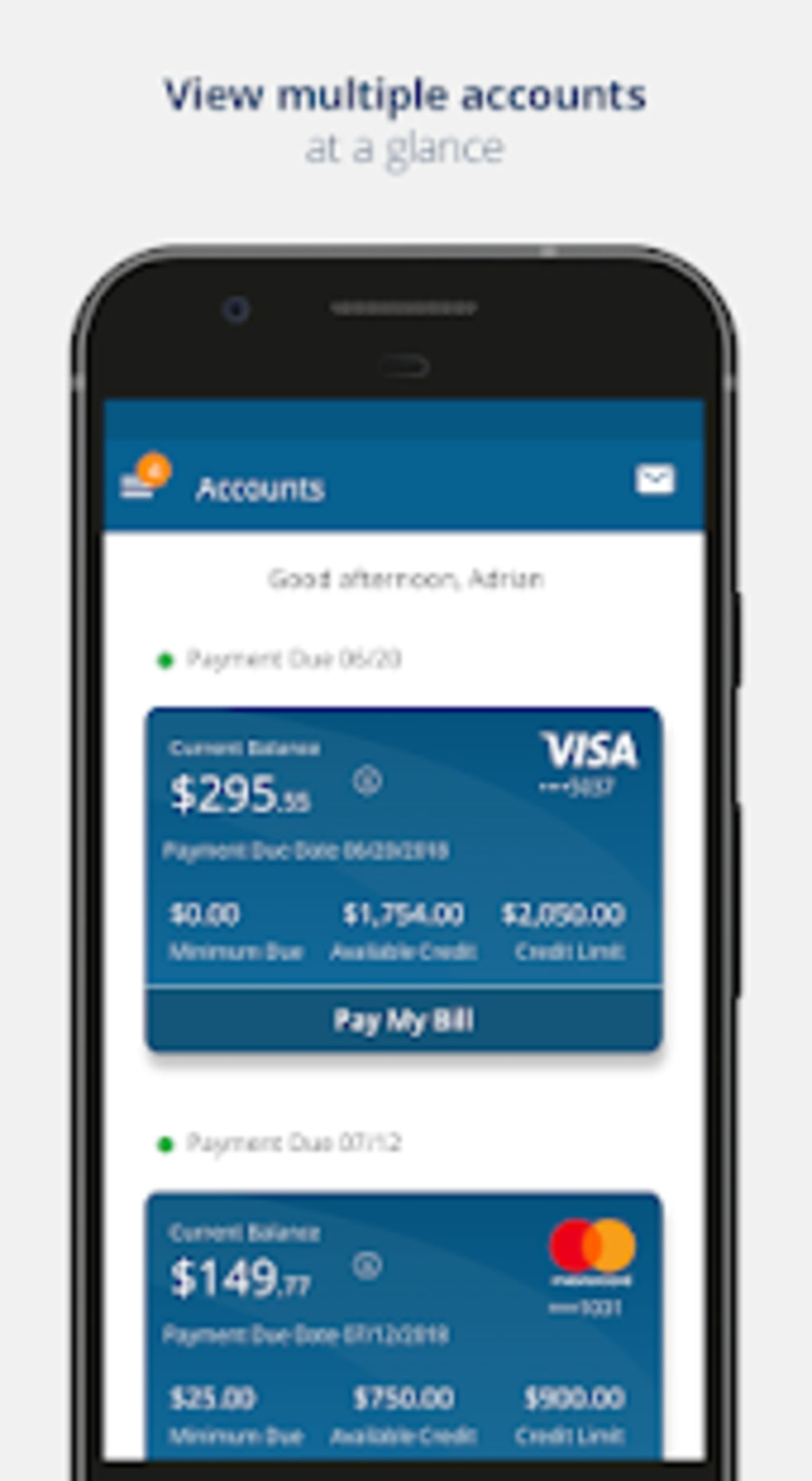 credit one bank phone payment