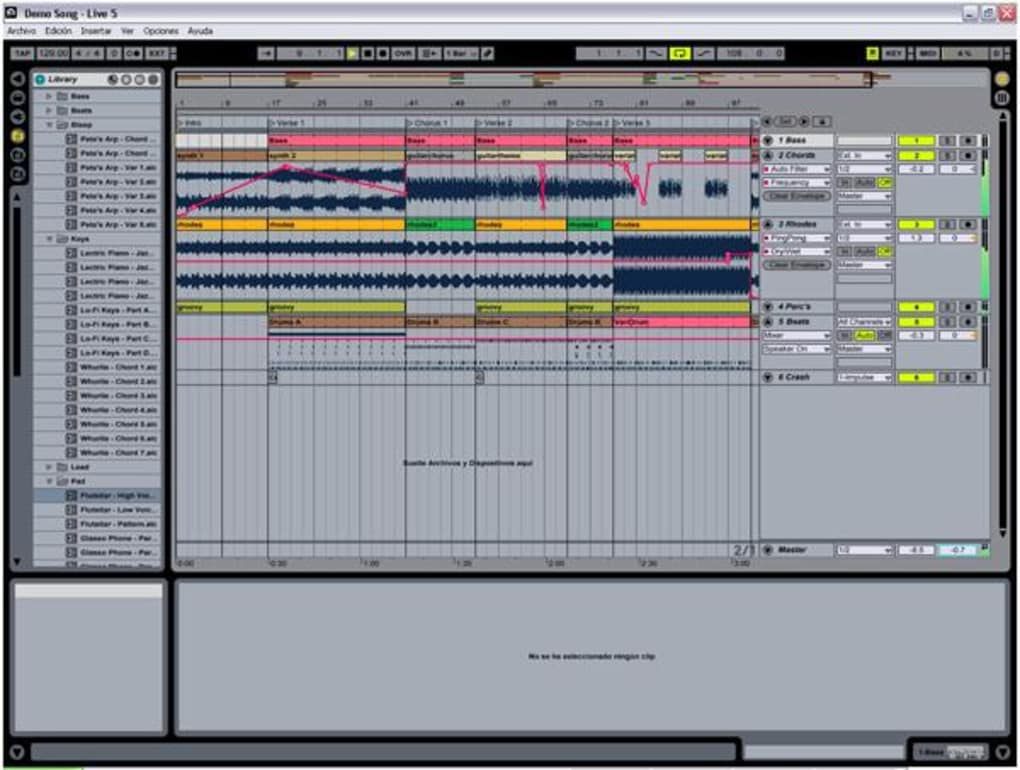 download ableton live sets free