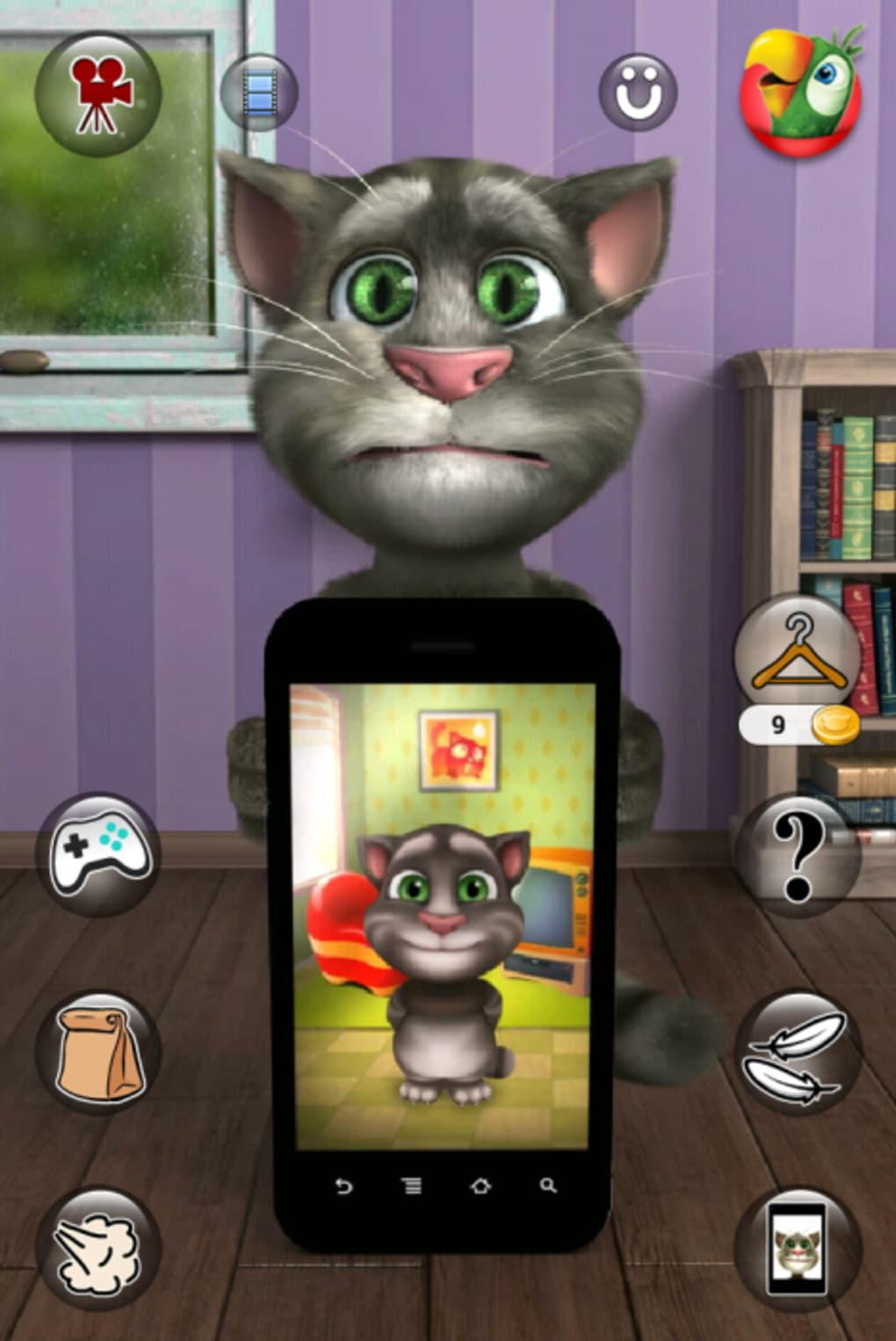 talking tom cat apk free download
