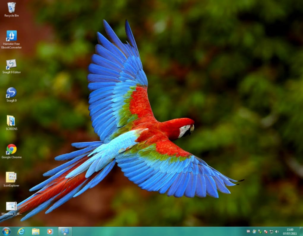 Windows 7 Wallpapers Theme Pack Windows Download