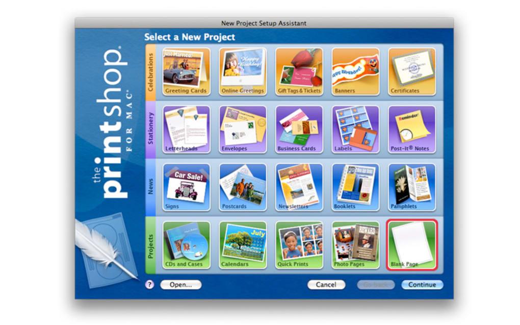 Free Download Print Shop For Mac