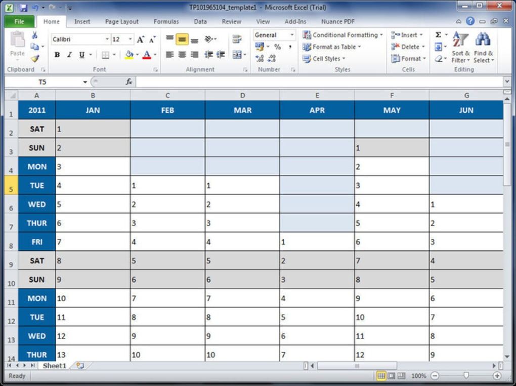 Microsoft Excel - Download