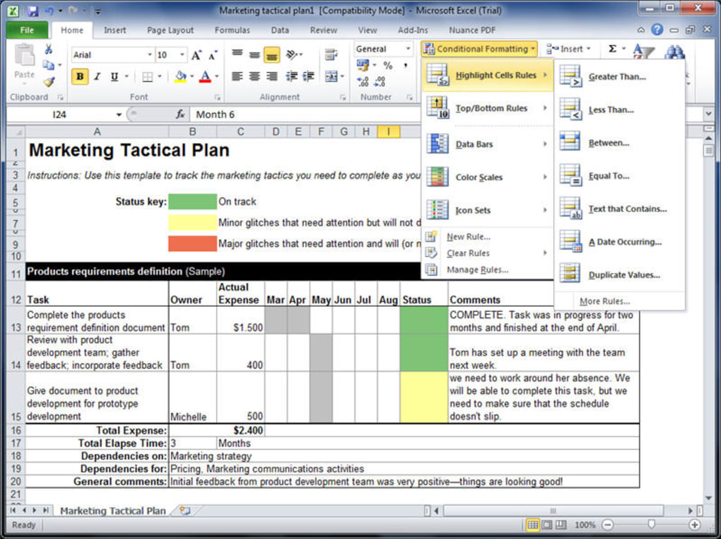 microsoft excel mac free download 2011