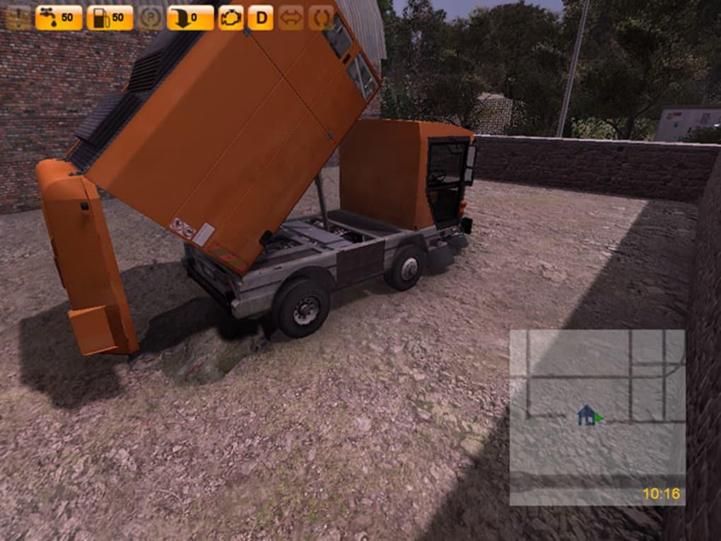 bagger simulator 2011 demo softonic