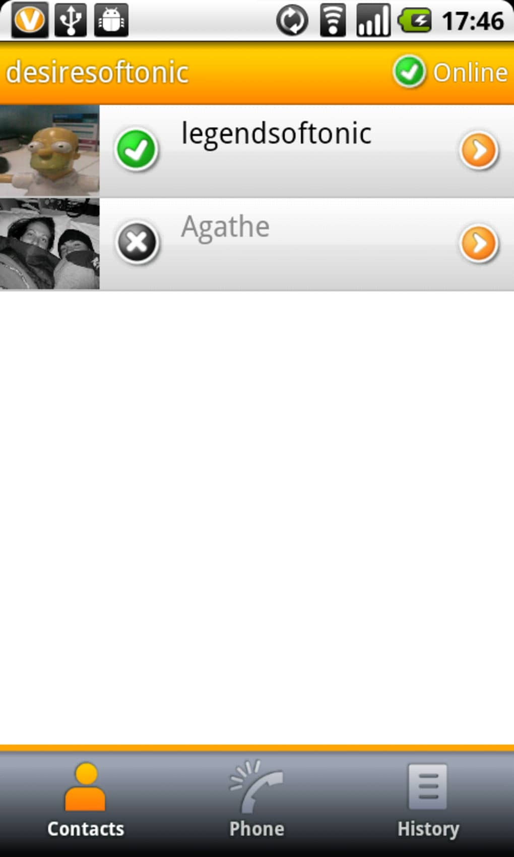 oovoo mobile gratuit