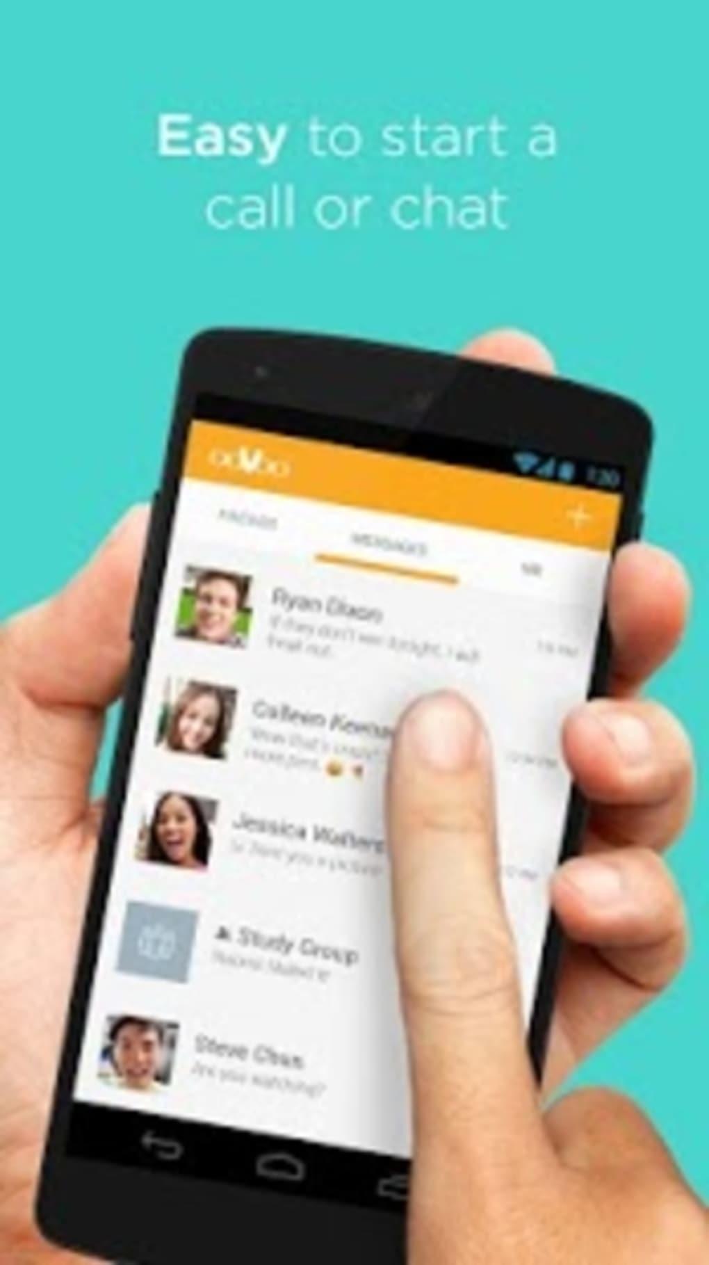 logiciel oovoo pour mobile
