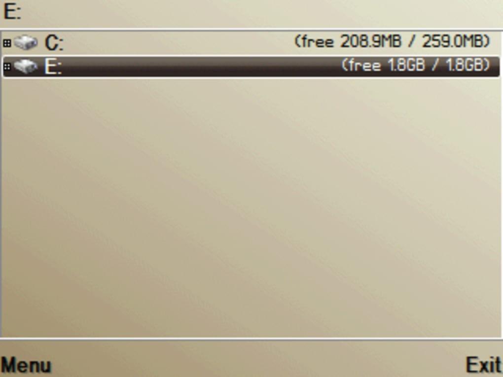 Download free x-plore for nokia e5.