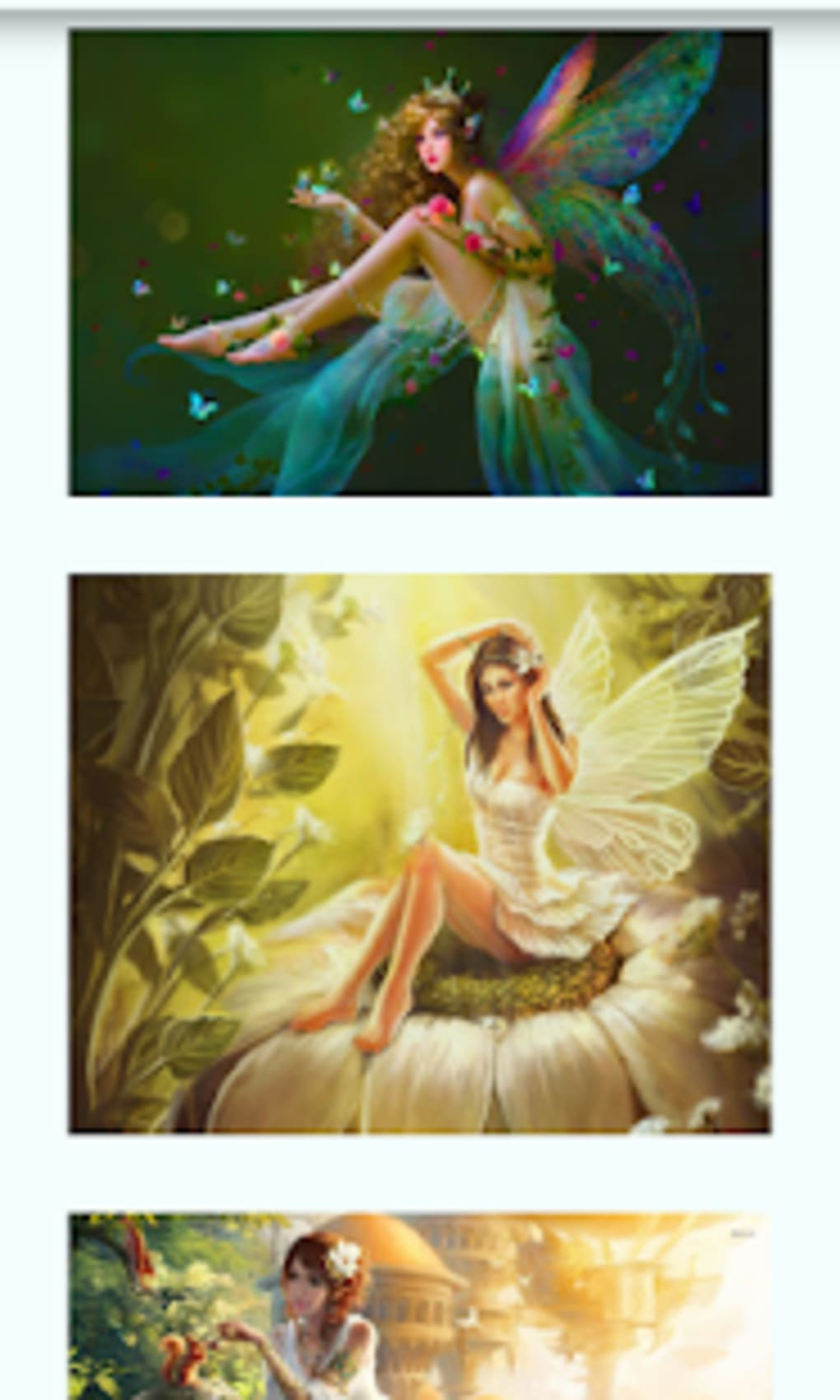 Fairy Images Wallpapers Apk For Android Download