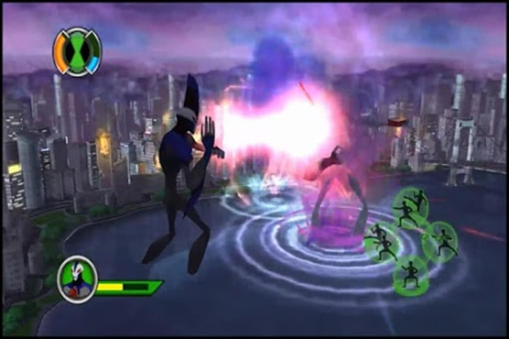 ben 10 ultimate alien game for pc free download