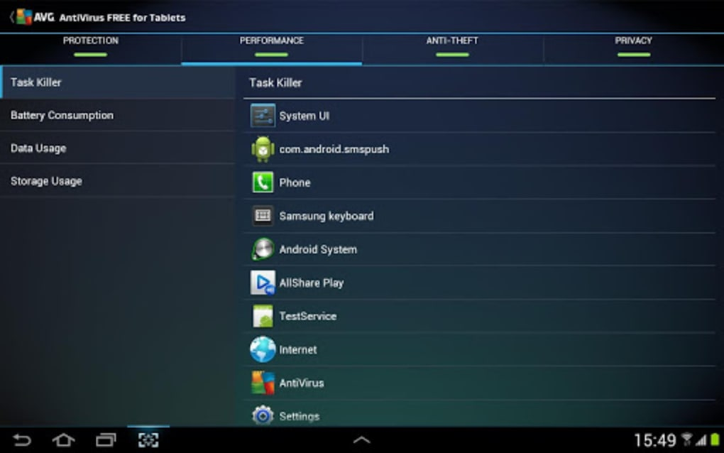 Avg mobile security apk