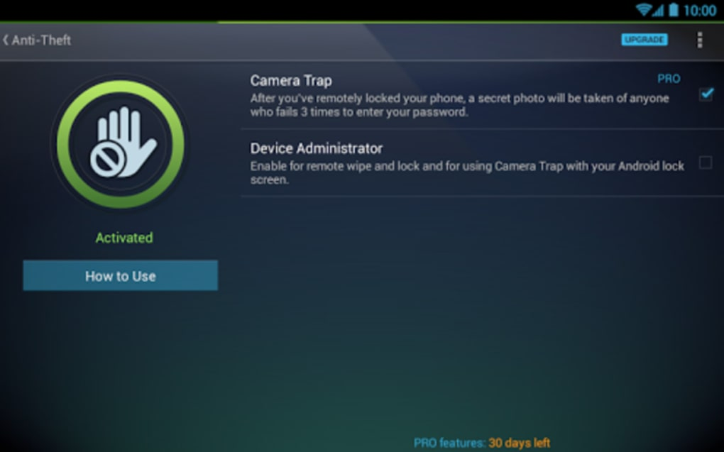 Antivirus Security Free For Tablet Untuk Android Unduh