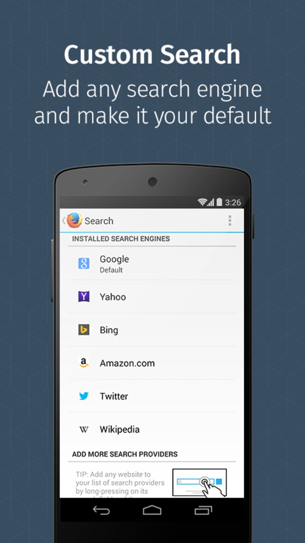 Firefox Für Android Android Download