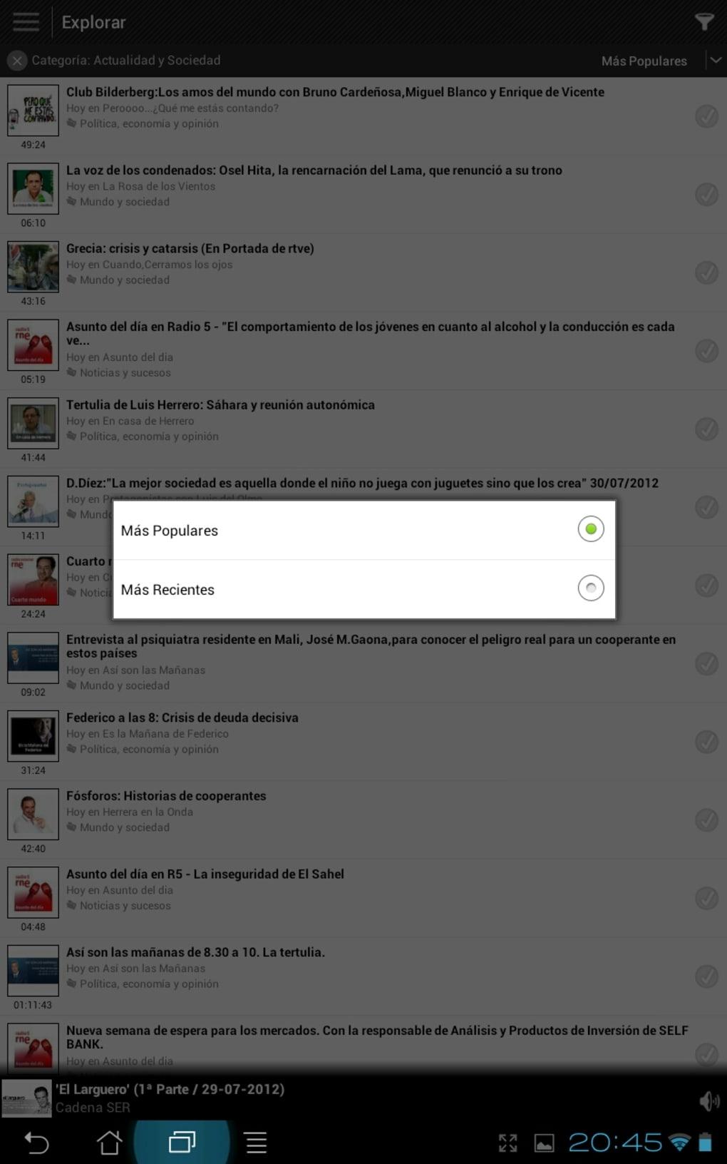 Ivoox Para Android Descargar