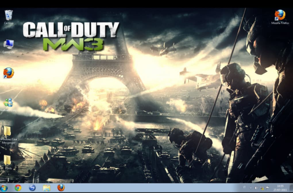 A Call Of Duty Modern Warfare 3 Desktop Wallpaper
