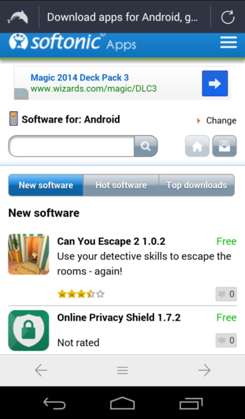 telecharger navigateur android