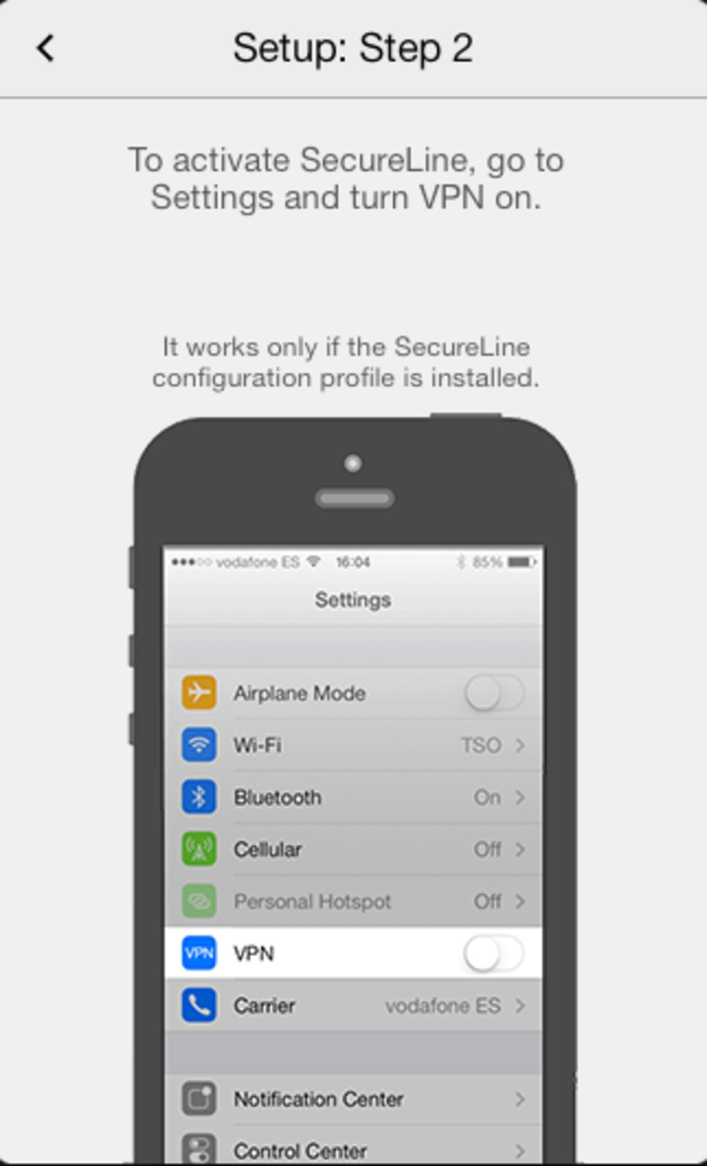 Installing avast mobile security on ios | official avast support.